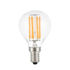 4 x Energizer LED Golf Ball Filament Bulbs E14 Soft Tone Warm White 4W = 40W