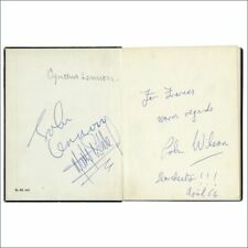 John & Cynthia Lennon/Marty Wilde 64 Signed In His Own Write Book UK