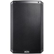 Alto TRUSONIC TS215 casse amplificate speakers attivi coppia NUOVI