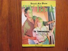 1993 Detroit Press TV Book/Mag(JIMMY  SMITH/THE  TOMMYKNOCKERS/MARG HELGENBERGER