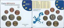 Deutschland Euro-Münzen KMS 2004 A Berlin Stempelglanz Unc. Euro Kursmünzensatz