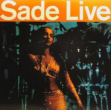 SADE - Live Laser Disc