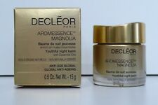 DECLEOR AROMESSENCE MAGNOLIA YOUTHFUL NIGHT BALM 15G NEW