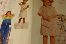 Berroco Knitting Pattern Book 184 Little Girls