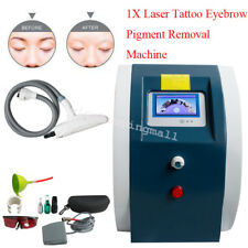 Profession Laser Tattoo Eyebrow Pigment Removal Beauty Machine New