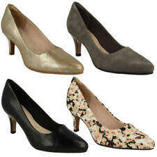 Zapatos Tacones de aguja de mujer textiles