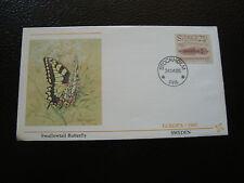 SUEDE - enveloppe 24/4/1985 (cy62) sweden
