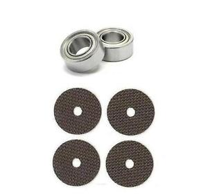 Shimano Corsair 400A BNT0084 BNT0194 BNT4343 ABEC5 Stainless Bearing 3x10x4 #01