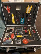 Universal Fiber Optic Splicing Tool Kit
