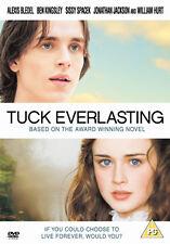 DVD:TUCK EVERLASTING - NEW Region 2 UK