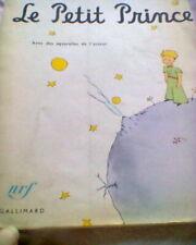 Le Petit Prince  Saint-Exupéry Édition Gallimard Mars 1977