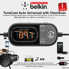 Belkin Mobile Phone FM Transmitters for iPhone 5