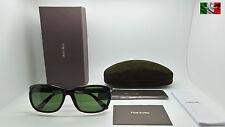 TOM FORD LONDON TF396 color 01N occhiale da sole da uomo TOP ICON ST65124