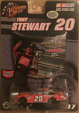 Winner's Circle 2007 Tony Stewart 1:64 Home Depot #20 Car Hood Magnet NASCAR