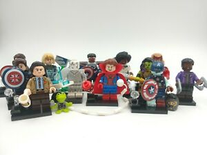 LEGO Marvel Collectable Minifigures Series (71031) - Select Your Character