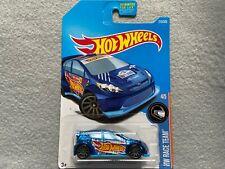 12 Ford Fiesta HW Race Team  Hot Wheels
