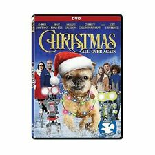Christmas All Over Again [DVD],Excellent DVD, Joey Lawrence, Christy Carlson Rom