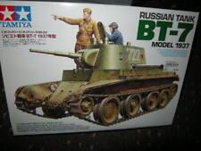 1:35 Tamiya Russian Tank BT-7 Model 1937 OVP