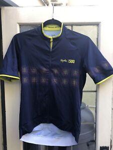 Rapha Core Short Sleeve Jersey Small Festive 500