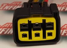 Suzuki UH200 6 Pin Connector Plug Regulator Rectifier Wiring
