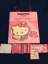 Hello Kitty Luggage Strap Belt Travel Accessory - Sanrio Lic - Bonus gift bag