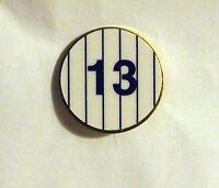 The New York Yankees #13 A-Rod Alex Rodriguez Baseball Pin 13 NYY NYC NY