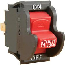 Toggle On Off Power Safety Switch, for Black & Decker Delta 48910500 & many more