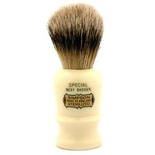 Simpsons Special Best Badger Hair Shaving Brush (S1B)
