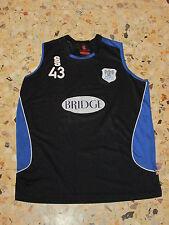 Maillot shirt training BURY FC SURRIDGE XL player worn N° 43 football jersey