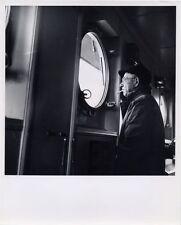 CAPT EMIL LESLIE OF ESSO TUG NO. 7 NEW YORK HARBOR PHOTOS SET OF 2