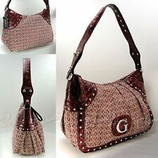 GUESS Purse LACEY SI237501 Red Handbag Tote large Bag Sac NWT $105 NEW with Tag