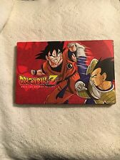 DragonBall Z: Rock the Dragon Ball Edition Ocean Dub with Book Anime Rare