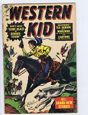Western Kid #2 Atlas 1955