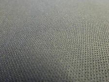 LTD STOCK GREY - SPEAKER FABRIC /CLOTH / GRILL - PREMIUM QUALITY - 1m x 22cm