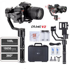 ZHIYUN Crane V2 3-Axis Handheld Stabilizer Gimbal for DSLR Mirrorless Cameras V2