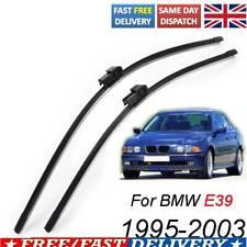 "For BMW 5 Series E39 2Pcs/set 26""22"" 95-03 UK RHD Front Windscreen Wiper Blades"