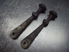 1993 93 POLARIS INDY XLT SKS SNOWMOBILE RUBBER HOOD SEAT LATCH LATCHES