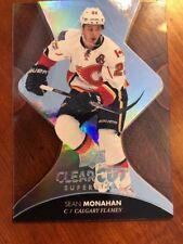 2017-18 UD Hockey Series 1 Clear Cut Superstars #CCS-SM Sean Monahan