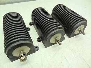 LOT OF 3 DALE RH-250-4 RESISTORS 250 WATT 11067340-004 ***FREE S&H***