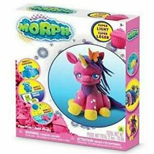 The Orb Factory Morph Ultra Pink 2.5 oz Building Sand New! Reusable Fun Toy!