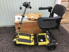Luggie Elite DELUXE Mobility Scooter,1 yr old new model. FREE DELIVERY INCLUDED.