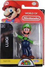 World of Nintendo Super Mario Luigi Action Figure Jakks Pacific