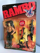Rambo, Vintage, Coleco, 1985