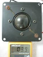 HECO KMC 38 P, Lautsprecherchassis Kalotten-Mitteltöner