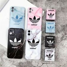 Iphone case cover Adidas for 11 Pro Max X XR 7 8 Plus SE + AirPods Pro case 1 2
