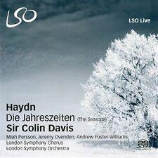 osef Haydn - Haydn Die Jahreszeiten  The Seasons (LSO  Davis) [CD]