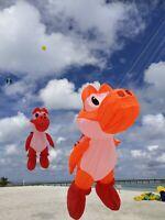 stablose drachen Joschi soft kite high quality 3d kite 3.5m single line outdoor