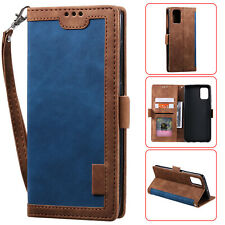 For Samsung Galaxy Note 20/20 Ultra Luxury Magnet Flip Leather Wallet Case Cover