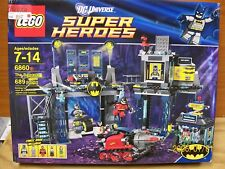*NEW* LEGO 6860 The Batcave - Sealed NISB RETIRED Discontinued