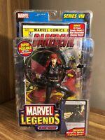 Black Widow -  MARVEL LEGENDS - ToyBiz NEW SEALED 2004 (Series VIII)